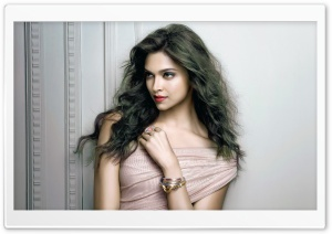 Beautiful Deepika Padukone HD Wide Wallpaper for Widescreen