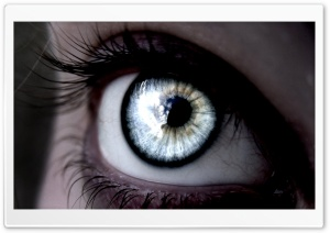 Beautiful Eye HD Wide Wallpaper for Widescreen