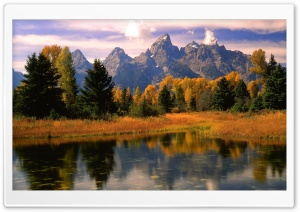 Beautiful Fall Scenery HD Wide Wallpaper for Widescreen