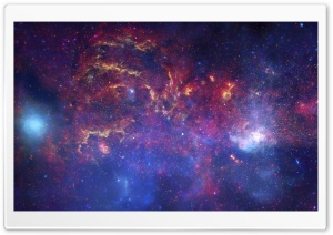 Beautiful Galaxy HD Wide Wallpaper for Widescreen