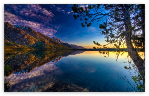 Beautiful Lake Reflection, HDR HD wallpaper for Wide 16:10 5:3 Widescreen WHXGA WQXGA WUXGA WXGA WGA ; HD 16:9 High Definition WQHD QWXGA 1080p 900p 720p QHD nHD ; Standard 4:3 5:4 3:2 Fullscreen UXGA XGA SVGA QSXGA SXGA DVGA HVGA HQVGA devices ( Apple PowerBook G4 iPhone 4 3G 3GS iPod Touch ) ; Tablet 1:1 ; iPad 1/2/Mini ; Mobile 4:3 5:3 3:2 16:9 5:4 - UXGA XGA SVGA WGA DVGA HVGA HQVGA devices ( Apple PowerBook G4 iPhone 4 3G 3GS iPod Touch ) WQHD QWXGA 1080p 900p 720p QHD nHD QSXGA SXGA ; Dual 5:4 QSXGA SXGA ;
