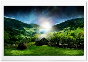 Beautiful Lanscape HD Wide Wallpaper for Widescreen