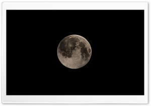 Beautiful Moon HD Wide Wallpaper for Widescreen