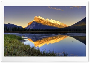 Beautiful Mountain View HD Wide Wallpaper for Widescreen