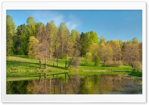 Beautiful Park HD Wide Wallpaper for Widescreen