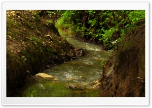 Beautiful River HD Wide Wallpaper for Widescreen