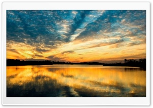 Beautiful Riverscape HD Wide Wallpaper for Widescreen