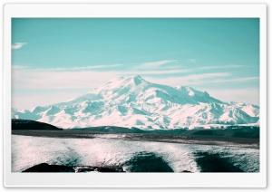 Beautiful Snowy Mountain HD Wide Wallpaper for 4K UHD Widescreen desktop & smartphone