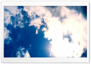 Beautiful Summer Clouds HD Wide Wallpaper for Widescreen