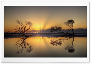 Beautiful Sunset HD Wide Wallpaper for Widescreen