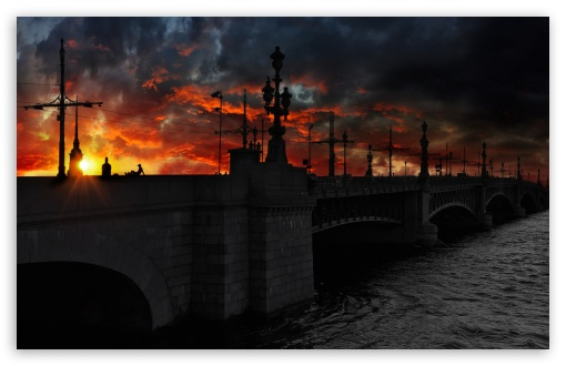 Beautiful Sunset In Saint Petersburg HD wallpaper for Wide 16:10 5:3 Widescreen WHXGA WQXGA WUXGA WXGA WGA ; HD 16:9 High Definition WQHD QWXGA 1080p 900p 720p QHD nHD ; Standard 4:3 5:4 3:2 Fullscreen UXGA XGA SVGA QSXGA SXGA DVGA HVGA HQVGA devices ( Apple PowerBook G4 iPhone 4 3G 3GS iPod Touch ) ; Tablet 1:1 ; iPad 1/2/Mini ; Mobile 4:3 5:3 3:2 16:9 5:4 - UXGA XGA SVGA WGA DVGA HVGA HQVGA devices ( Apple PowerBook G4 iPhone 4 3G 3GS iPod Touch ) WQHD QWXGA 1080p 900p 720p QHD nHD QSXGA SXGA ; Dual 5:4 QSXGA SXGA ;