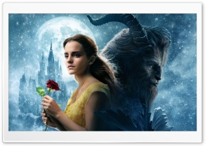 Beauty and the Beast HD Wide Wallpaper for 4K UHD Widescreen desktop & smartphone
