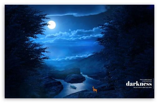 Download Beauty in Darkness HD Wallpaper