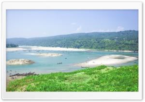 Beauty of Nature Jaflong Bangladesh Ultra HD Wallpaper for 4K UHD Widescreen desktop, tablet & smartphone