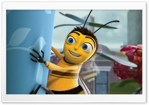 Bee Movie 2007 HD Wide Wallpaper for Widescreen