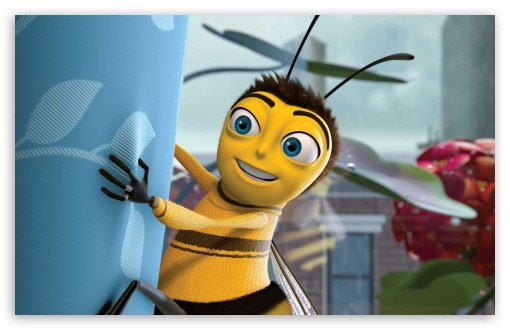 Bee Movie 2007 HD wallpaper for Wide 16:10 5:3 Widescreen WHXGA WQXGA WUXGA WXGA WGA ; HD 16:9 High Definition WQHD QWXGA 1080p 900p 720p QHD nHD ; Standard 4:3 5:4 3:2 Fullscreen UXGA XGA SVGA QSXGA SXGA DVGA HVGA HQVGA devices ( Apple PowerBook G4 iPhone 4 3G 3GS iPod Touch ) ; iPad 1/2/Mini ; Mobile 4:3 5:3 3:2 16:9 5:4 - UXGA XGA SVGA WGA DVGA HVGA HQVGA devices ( Apple PowerBook G4 iPhone 4 3G 3GS iPod Touch ) WQHD QWXGA 1080p 900p 720p QHD nHD QSXGA SXGA ;