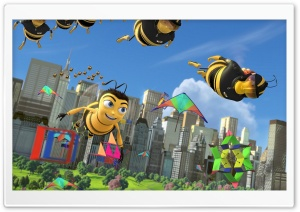Bee Movie 3 HD Wide Wallpaper for Widescreen