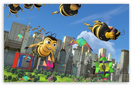 Bee Movie 3 ❤ 4K UHD Wallpaper for Wide 16:10 5:3 Widescreen WHXGA WQXGA WUXGA WXGA WGA ; 4K UHD 16:9 Ultra High Definition 2160p 1440p 1080p 900p 720p ; Mobile 5:3 16:9 - WGA 2160p 1440p 1080p 900p 720p ;