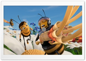 Bee Movie 4 HD Wide Wallpaper for 4K UHD Widescreen desktop & smartphone