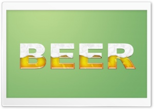 Beer HD Wide Wallpaper for Widescreen