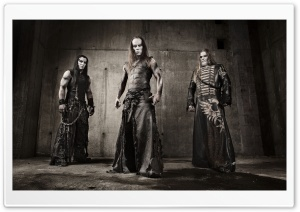 Behemoth Band HD Wide Wallpaper for Widescreen