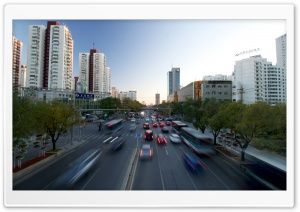 Beijing Anly Road HD Wide Wallpaper for Widescreen