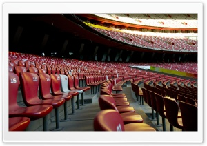 Beijing Birds Nest Stadium 1 HD Wide Wallpaper for 4K UHD Widescreen desktop & smartphone