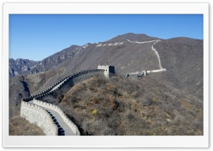 Beijing Great Wall 1 HD Wide Wallpaper for 4K UHD Widescreen desktop & smartphone