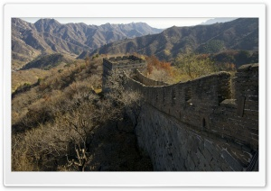 Beijing Great Wall 3 HD Wide Wallpaper for Widescreen