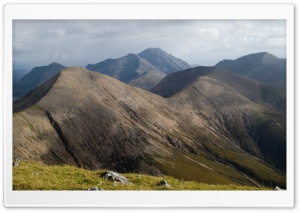 Beinn Dhearg Mhor HD Wide Wallpaper for Widescreen
