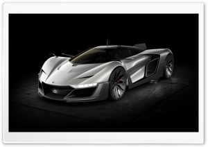 Bell and Ross Design Aero GT Concept HD Wide Wallpaper for Widescreen