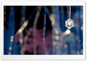 Bell Bokeh HD Wide Wallpaper for Widescreen