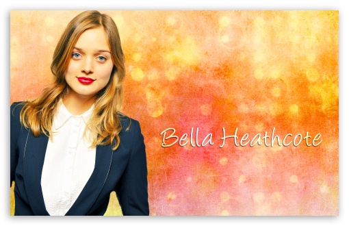 Bella Heathcote HD wallpaper for Wide 16:10 5:3 Widescreen WHXGA WQXGA WUXGA WXGA WGA ; Standard 3:2 Fullscreen DVGA HVGA HQVGA devices ( Apple PowerBook G4 iPhone 4 3G 3GS iPod Touch ) ; Mobile 5:3 3:2 - WGA DVGA HVGA HQVGA devices ( Apple PowerBook G4 iPhone 4 3G 3GS iPod Touch ) ;