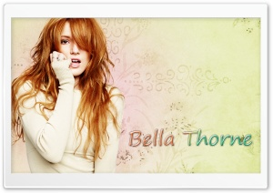 Bella Thorne HD Wide Wallpaper for Widescreen
