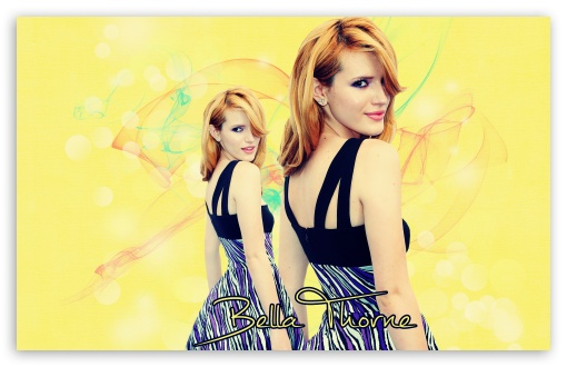 Bella Thorne UltraHD Wallpaper for Wide 16:10 Widescreen WHXGA WQXGA WUXGA WXGA ;