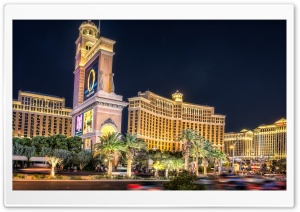 Bellagio HD Wide Wallpaper for Widescreen