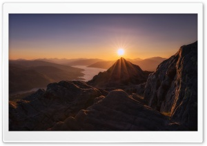 Ben A an Mountain, Scotland Ultra HD Wallpaper for 4K UHD Widescreen desktop, tablet & smartphone