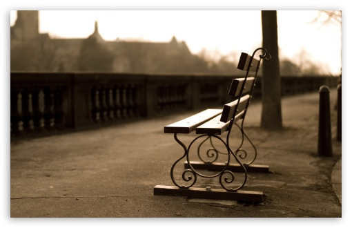 Download Bench UltraHD Wallpaper