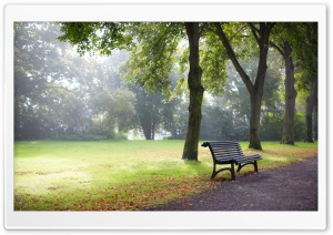 Bench HD Wide Wallpaper for 4K UHD Widescreen desktop & smartphone
