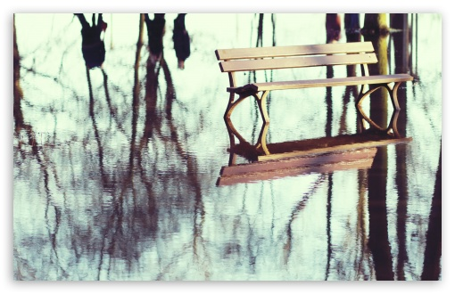 Bench In Flooded Park ❤ 4K UHD Wallpaper for Wide 16:10 5:3 Widescreen WHXGA WQXGA WUXGA WXGA WGA ; 4K UHD 16:9 Ultra High Definition 2160p 1440p 1080p 900p 720p ; Standard 4:3 5:4 3:2 Fullscreen UXGA XGA SVGA QSXGA SXGA DVGA HVGA HQVGA ( Apple PowerBook G4 iPhone 4 3G 3GS iPod Touch ) ; Tablet 1:1 ; iPad 1/2/Mini ; Mobile 4:3 5:3 3:2 16:9 5:4 - UXGA XGA SVGA WGA DVGA HVGA HQVGA ( Apple PowerBook G4 iPhone 4 3G 3GS iPod Touch ) 2160p 1440p 1080p 900p 720p QSXGA SXGA ; Dual 5:4 QSXGA SXGA ;