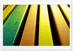 Bench Macro HD Wide Wallpaper for Widescreen