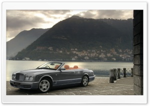Bentley Azure T Convertible HD Wide Wallpaper for 4K UHD Widescreen desktop & smartphone