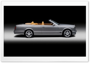 Bentley Azure T Convertible 2 HD Wide Wallpaper for Widescreen
