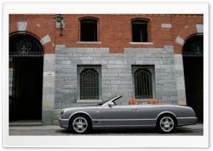Bentley Azure T Convertible 3 Ultra HD Wallpaper for 4K UHD Widescreen desktop, tablet & smartphone