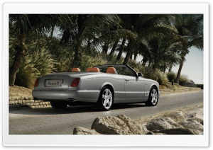 Bentley Azure T Convertible 5 HD Wide Wallpaper for Widescreen