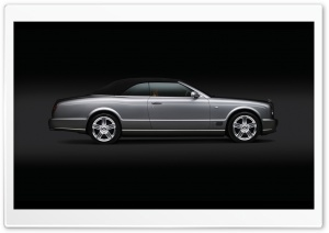 Bentley Azure T Convertible 6 HD Wide Wallpaper for Widescreen