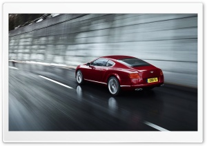 Bentley Continental 2012 HD Wide Wallpaper for Widescreen