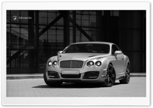Bentley Continental GT Bullet HD Wide Wallpaper for Widescreen