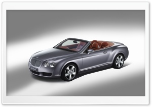 Bentley Convertible 2 HD Wide Wallpaper for 4K UHD Widescreen desktop & smartphone