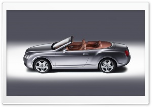 Bentley Convertible 3 HD Wide Wallpaper for Widescreen